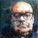 Zelfportret Peter B. van Houten