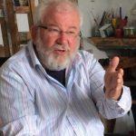 Prof. dr. Pieter Adriaans geeft kunstfilosofie
