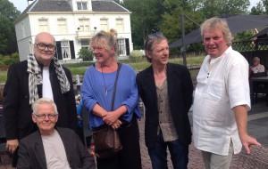 Docent Peter B van Houten. Gastdocenten: John Verberk, Dinie Boogaart, Sam Drukker, Peter Leen.