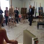 Masterclass Model met gastdocent John Verberk