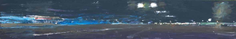 Peter B. van Houten, 2012, Nacht, 30 x 160