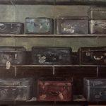 Marjan de Jonge, met dank aan Andre Govia, 'zonder titel', 60 x 80, olieverf, 2016