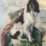 'Iris' Denise Visser, 2017