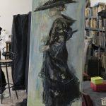 Masterclass Cees Booij 'Schilderen van zwarte kleding'