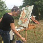 Masterclass ' Naakt in het groen' Niels Smits van Burgst