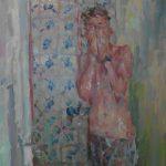 Niels Smits van Burgst, 2014, 'Clean it off' , 150 x 95 cm