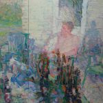 Niels Smits van Burgst, 2015, 'To all that lies ahead 3', 180 x 320 cm