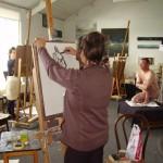 Model tekenen/schilderen