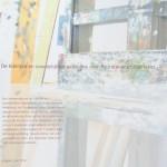 Ontwerp Sjoerd Jousma, Achterkant 90 pag. full color editie De Foudgumse School 2014. Ontwerp Sjoerd Jousma, prijs 14,95.