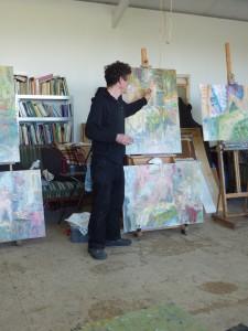 Masterclass Niels Smits van Burgst