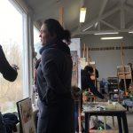 Masterclass 'Bloemen schilderen'