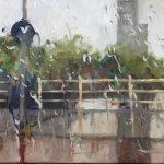 Melda Wibawa, student 5e jaar is, samen met 15 andere beeldende kunstenaars, met dit schilderij uitgekozen voor masterclasses gegeven door 5 beeldend kunstenaars van het project 'Verhalen in het landschap'. De werken komen te hangen op de groepsexpositie van Open Stal 2019. Uit die 15 schilderijen worden 2 schilderijen gekozen voor de solo-expositie Open Stal 2019.