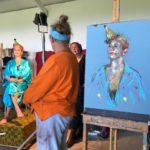 Masterclass 'pastel' door Dinie Boogaart