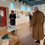 Zoom uit Tentoonstelling 'Zoom in op De Foudgumse School', 29 augustus 2021 in Museum Dokkum